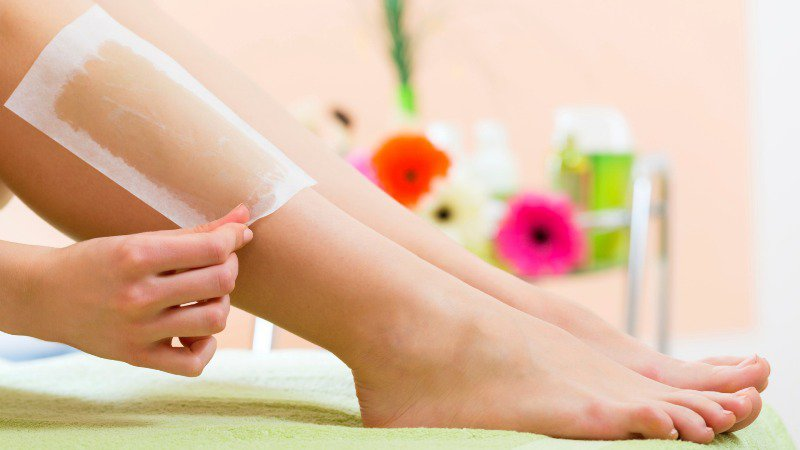 how to prevent ingrown hairs after waxing